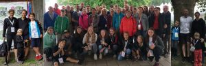 Turnfest-Team des TVM
